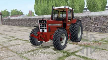 International 1255 XL 1985 para Farming Simulator 2017