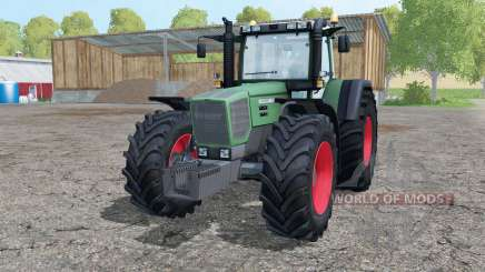 Fendt Favorit 824 Turboshift front weight para Farming Simulator 2015