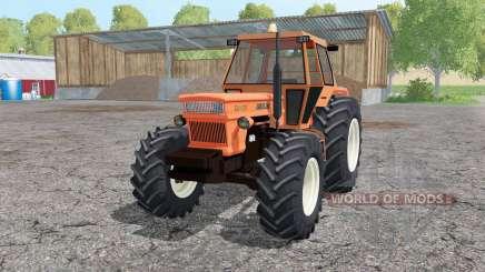 Fiat 1300 DT change wheels para Farming Simulator 2015