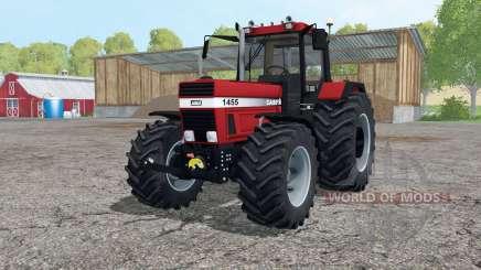 Case IH 1455 XL animation parts para Farming Simulator 2015