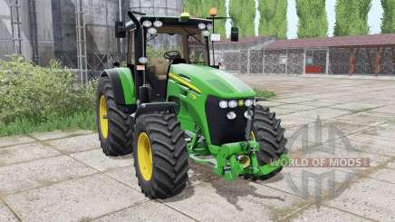 John Deere 7730 interactive control para Farming Simulator 2017