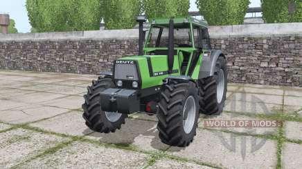 Deutz-Fahr DX 140 1983 para Farming Simulator 2017