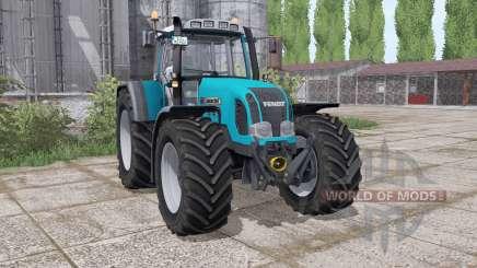 Fendt Favorit 916 interactive control para Farming Simulator 2017