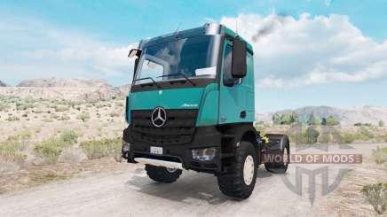 Mercedes-Benz Arocs 2045 2013 para American Truck Simulator