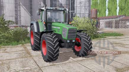 Fendt Favorit 818 Turboshift more configurations para Farming Simulator 2017