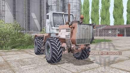 T-150K a animação peças para Farming Simulator 2017