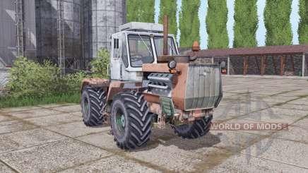 T-150K gama de configurações para Farming Simulator 2017