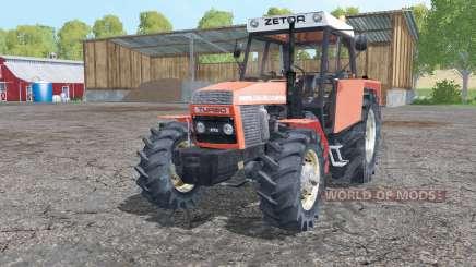 Zetor 12145 Turbo TUR 620 para Farming Simulator 2015