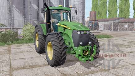 John Deere 7720 animation parts para Farming Simulator 2017