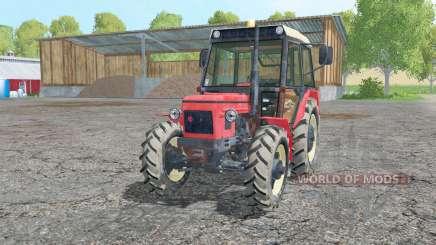 Zetor 7045 4x4 para Farming Simulator 2015