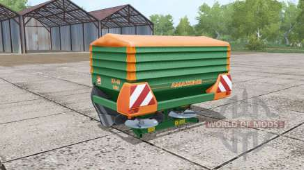 Amazone ZA-M 1501 dark lime green para Farming Simulator 2017