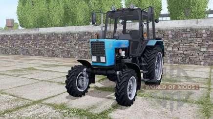 MTZ-82.1 Bielorrússia com PKU-0.8 para Farming Simulator 2017