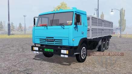 KamAZ 53115 v2.1 para Farming Simulator 2013