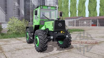 Mercedes-Benz Trac 700 Family Edition para Farming Simulator 2017