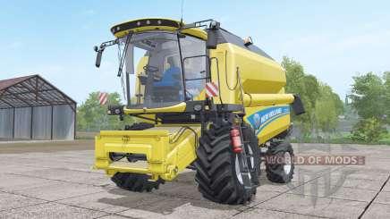 New Holland TC5.80 configure para Farming Simulator 2017