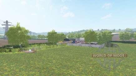 Melbury Estate v2.1 para Farming Simulator 2017