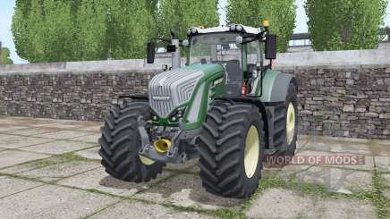 Fendt 933 Vario S4 more configurations para Farming Simulator 2017