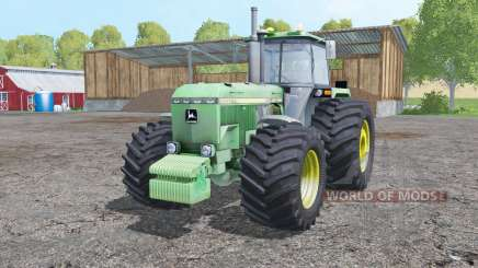 John Deere 4755 Terra para Farming Simulator 2015