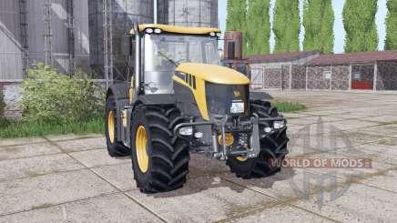 JCB Fastrac 3200 Xtra more configurations para Farming Simulator 2017