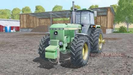 John Deere 4755 front weight para Farming Simulator 2015