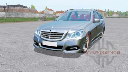 Mercedes-Benz E 350 Estate (S212) 2009 stance para Farming Simulator 2017