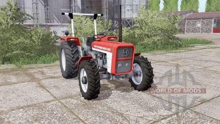 Lindner BF 450 SA dual rear para Farming Simulator 2017