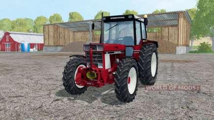 International 955 loader mounting para Farming Simulator 2015