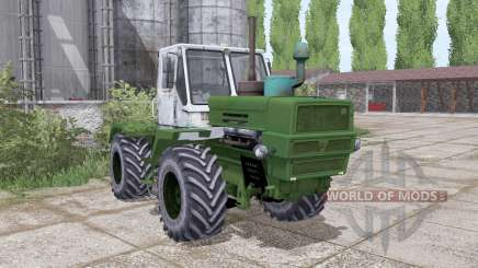 T-150K multicolor para Farming Simulator 2017