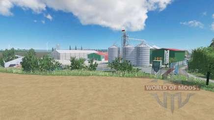 Sudthuringen v4.1 para Farming Simulator 2015