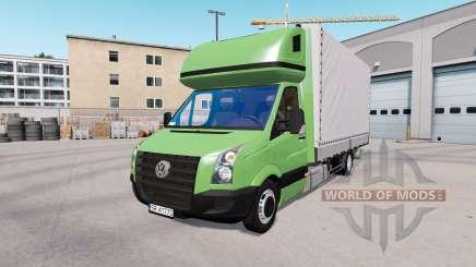 Volkswagen Crafter para American Truck Simulator