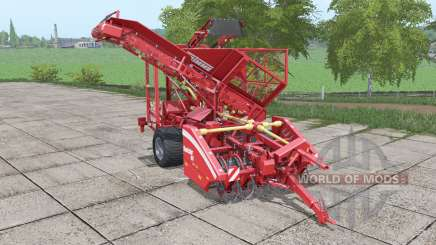 Grimme Rootster 604 increased capacity para Farming Simulator 2017