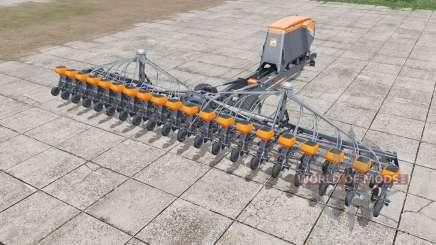 Amazone Condor 15001 Row Unit para Farming Simulator 2017