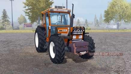 Fiatagri 90-90 DT front loader para Farming Simulator 2013