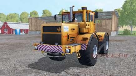 Kirovets K-700A animação peças para Farming Simulator 2015