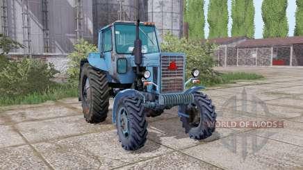 MTZ 82 Bielorrússia animação peças para Farming Simulator 2017