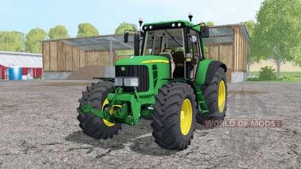 John Deere 6620 Premium 2001 para Farming Simulator 2015