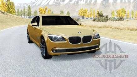 BMW 750i (F01) 2008 para BeamNG Drive