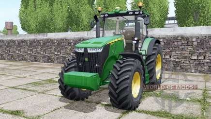 John Deere 7260R Europe Version para Farming Simulator 2017