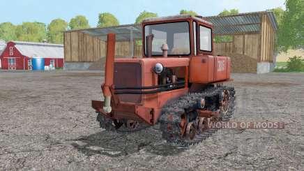 DT 75 com lâmina para Farming Simulator 2015
