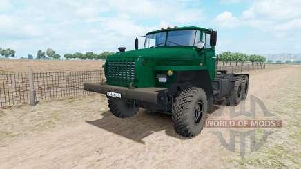 Ural 44202-10 para American Truck Simulator