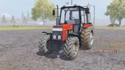 Bielorrússia MTZ 892.2 animação peças para Farming Simulator 2013