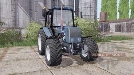 Bielorrússia 826-montagem do carregador para Farming Simulator 2017