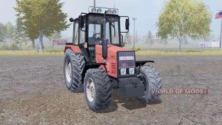 Bielorrússia MTZ 892.2 para Farming Simulator 2013