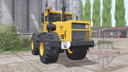 Kirovets K-700A amarelo para Farming Simulator 2017