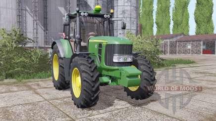 John Deere 6530 Premium front weight para Farming Simulator 2017