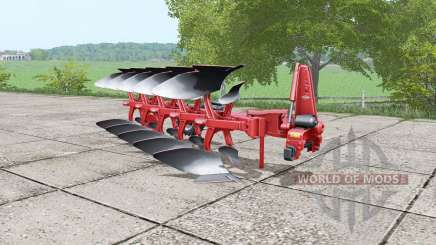 Kuhn Vari-Master 153 five bodies para Farming Simulator 2017
