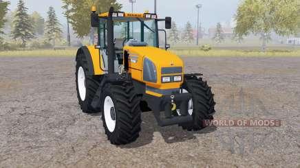 Renault Ares 610 RZ front loader para Farming Simulator 2013