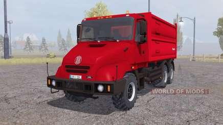 Tatra T163 Jamal 1999 v1.1 para Farming Simulator 2013