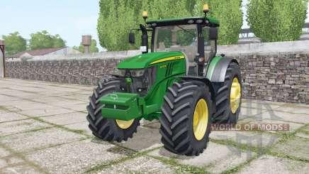 John Deere 6250R chip tuning para Farming Simulator 2017