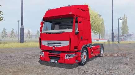 Renault Premium para Farming Simulator 2013